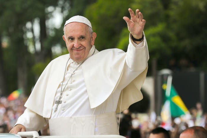 le-pape-francois-lance-un-appel-a-la-saintete-gaudete-et-exultate-2018