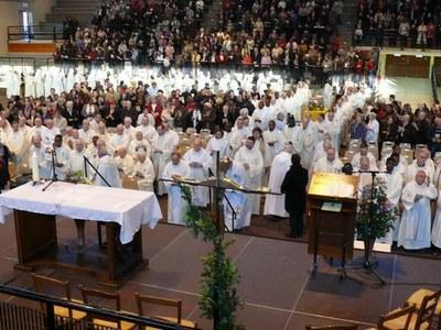 Prêtre et Diacre
