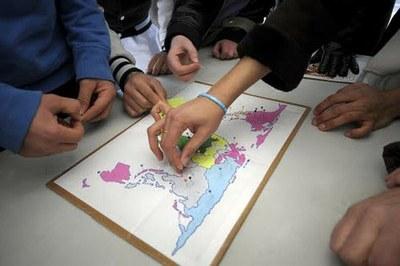 Des quiz et des jeux sur la solidarité internationale
