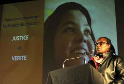 Jacqueline Uwimana, association Umuseke, est partenaire CCFD (Congo RDC/Rwanda)