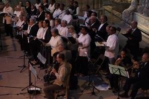 La chorale diocésaine