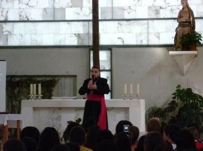 Catéchèse de Mgr Lebrun