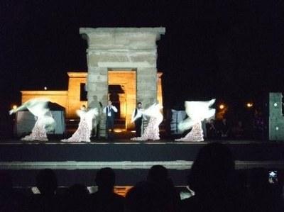 Spectacle de flamenco festival de la jeunesse