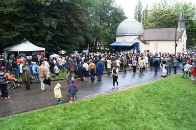 Rendez-vous dimanche 9 septembre 2012 pour les 800 ans du pèlerinage de Notre-Dame des Anges