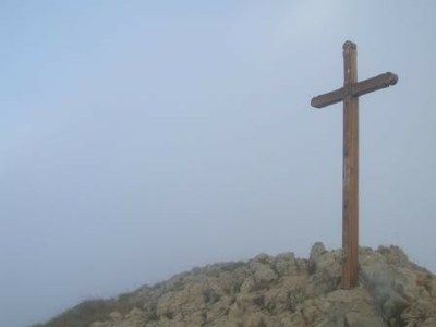 Sommet du mont Gargas