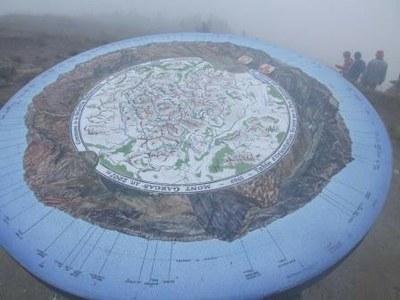 Vision 360° grâce à la table d'orientation