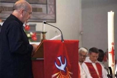 Présentation des ordinands à l'évêque