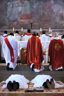 Litanie des Saints