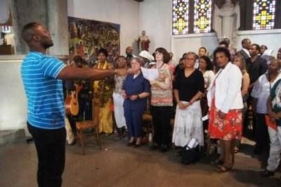 Une chorale multiculturelle