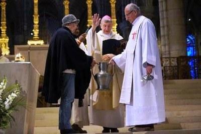 Messe Chrismale 2017 15 - Bénédiction de l'huile des malades