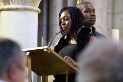 Messe Chrismale 2017 17 - Témoignage d'une catéchumène