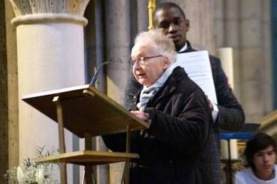 Messe Chrismale 2017 18 - Témoignage de l'accompagnatrice