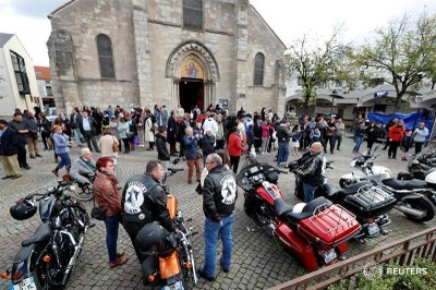 01 Messe Motards Neuilly sur Marne (c) Reuters