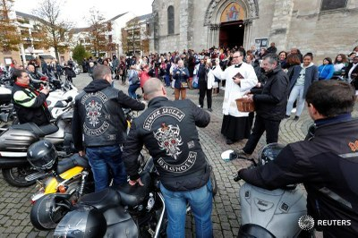 02 Messe Motards Neuilly sur Marne (c) Reuters