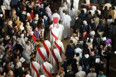 Procession Evangile