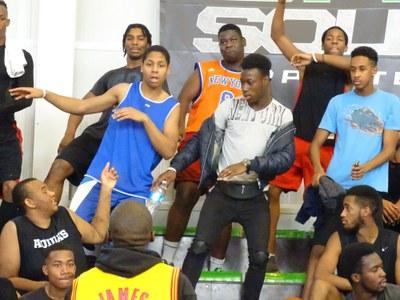 Tournoi de basket diocésain 205
