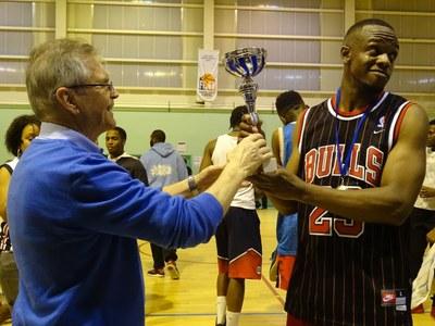 Tournoi de basket diocésain 518